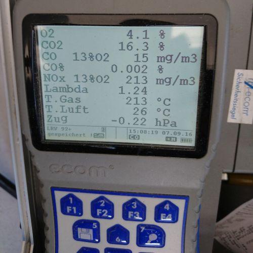 CO2 Messungen